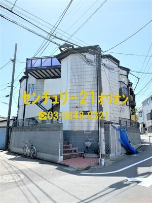 【外観】ファランジュ中村橋(ナカムラバシ)-1F