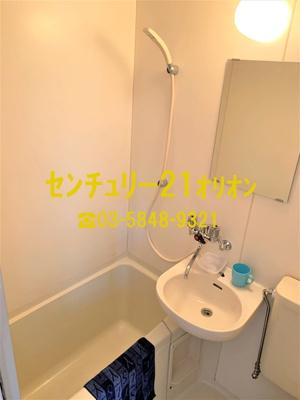 【浴室】ファランジュ中村橋