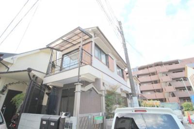 【外観】上野東3丁目戸建