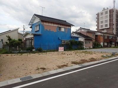 鳥取市吉方温泉4丁目分譲地の画像