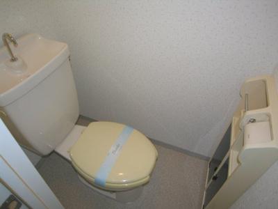 【トイレ】ディアコート小金台