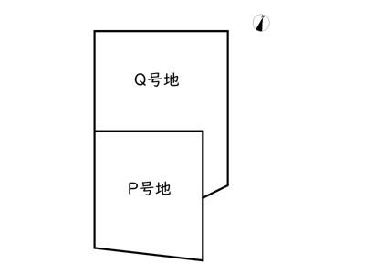 【区画図】姫路市書写/2区画