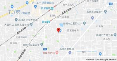 【地図】メゾンドまどころ2