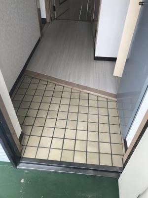 【玄関】第2長澤マンション