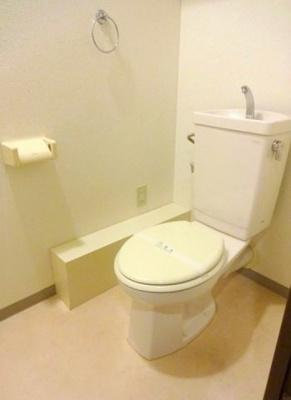 【トイレ】サンシャイン中山手