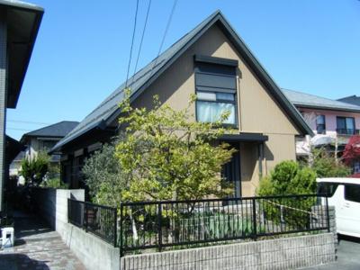 【外観】鳥取市的場3丁目中古戸建て