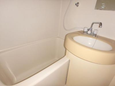 【浴室】ホワイトハウス松本