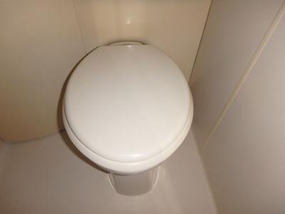 【トイレ】ホワイトハウス松本