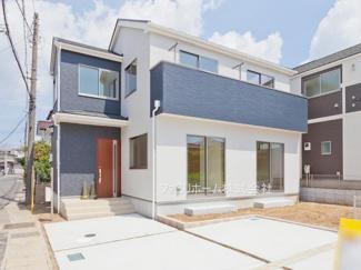 千葉市花見川区幕張町3丁目 新築一戸建 ※施工例です。