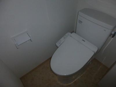 【トイレ】レクロジオン