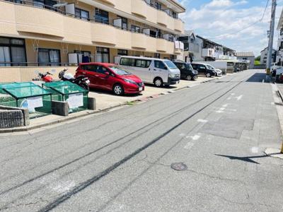 【駐車場】メゾン・ド・アヴァンセ