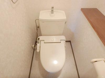 【トイレ】メープルパレス