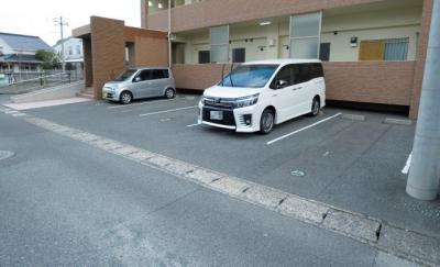 【駐車場】ルネス武久