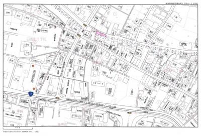 【地図】南国市駅前町A号地