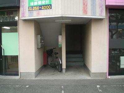 【エントランス】ニューライフ熊野