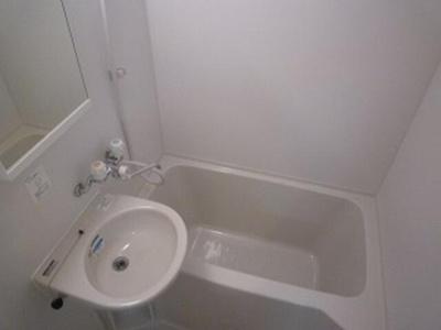 【浴室】グリュックリーリエ