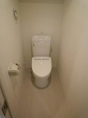 【トイレ】グリュックリーリエ