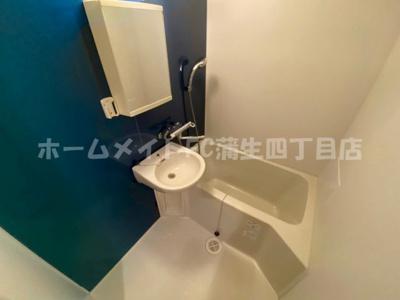 【浴室】ルクレール今福