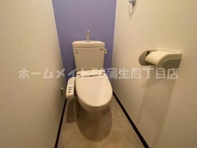 【トイレ】ルクレール今福