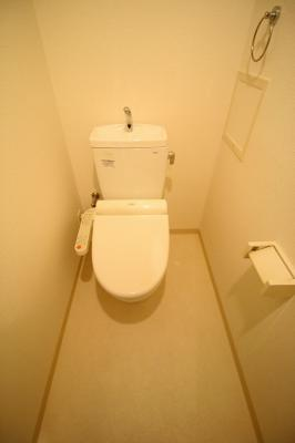 【トイレ】プロスパー瓦町