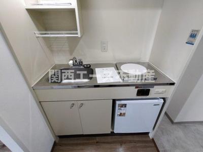 【キッチン】エクセレント忍ケ丘