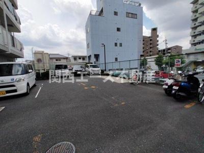 【駐車場】エクセレント忍ケ丘