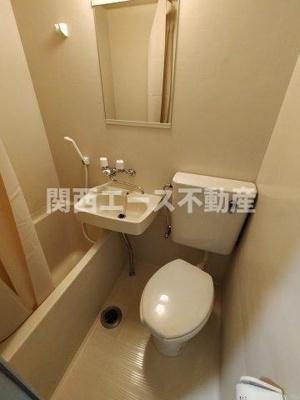 【浴室】エクセレント忍ケ丘