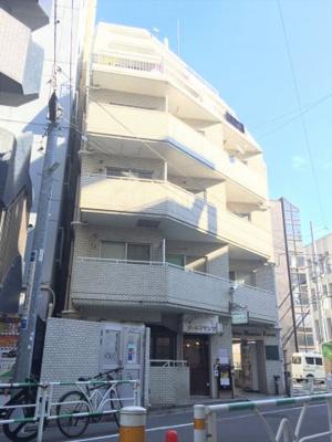 【居間・リビング】日興パレス南平台アヅマ