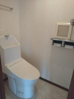 【トイレ】56611 藤和シティホームズ梅林