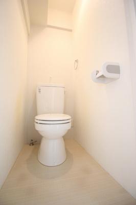 【トイレ】伏見上野ハイツ