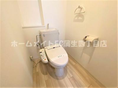【トイレ】インターナショナル城東