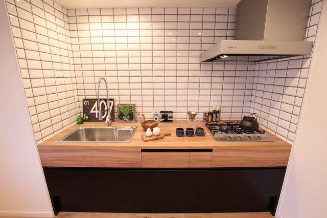 【キッチン】第6高宮コーポラス