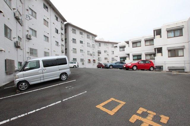 【駐車場】第6高宮コーポラス