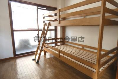【寝室】クレインハイツ 仲介手数料無料