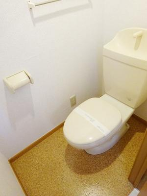 【トイレ】リュエルⅡ