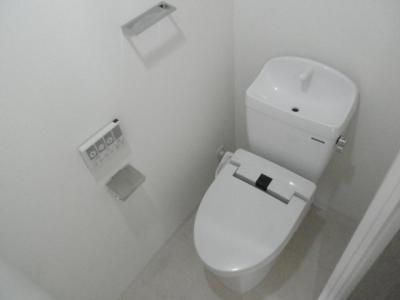 【トイレ】プライムコート浅草