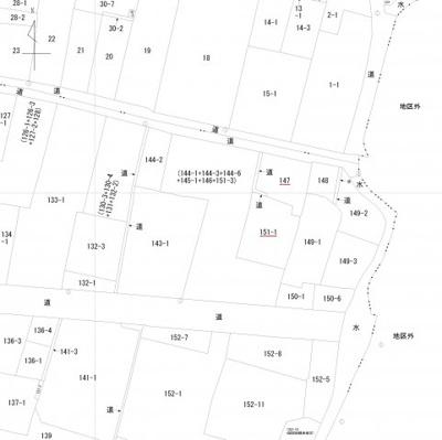 【その他】那賀町土佐字南町 土地(No.10)