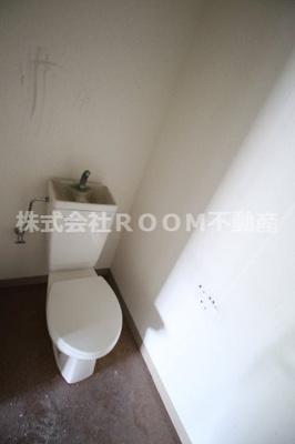 【トイレ】プリンセスマンション