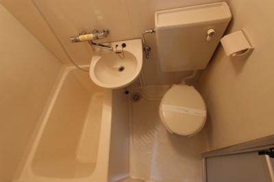 【浴室】コーポマルニ