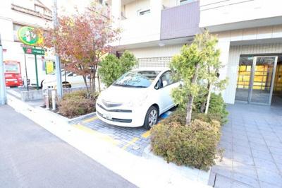 【駐車場】ジョイシティ蔵前
