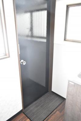 【玄関】反町アパート