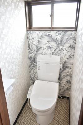 【トイレ】反町アパート