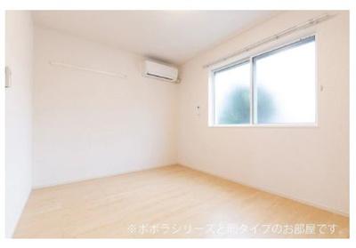【寝室】戸塚町アパート