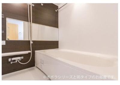 【浴室】戸塚町アパート