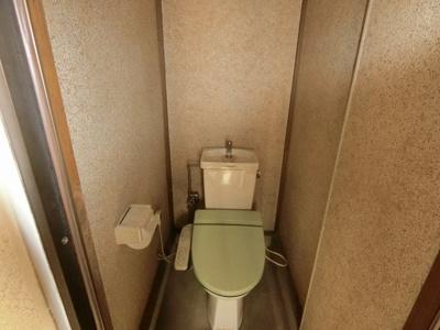 【トイレ】テラス南山