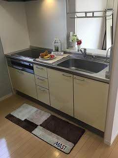 【キッチン】シャルム