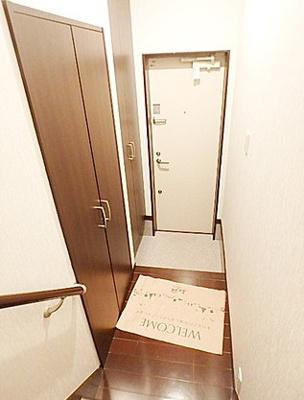 【玄関】ルピナス