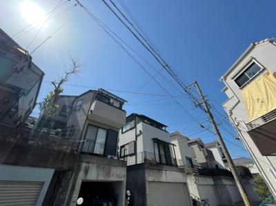 【展望】平成山手ハイツⅡ