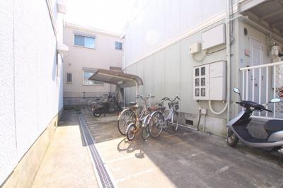 【駐車場】平成山手ハイツⅡ