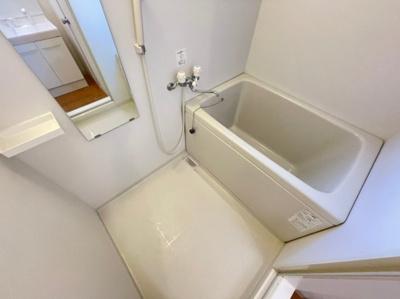 【浴室】平成山手ハイツⅡ